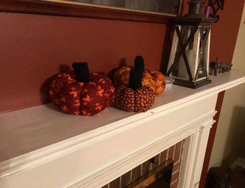 Fluffy Pumpkins