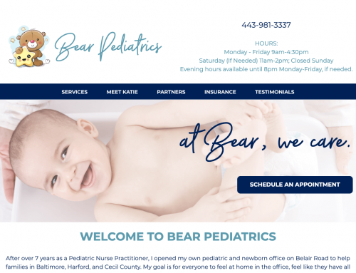 Bear Pediatrics